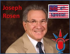 Joseph Rosen: The History of US Immigration – July 4th Special! (Ep. 12)
