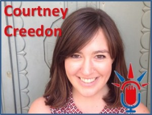 Courtney Creedon: Immigration Journalism (Ep. 24)