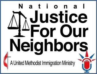 Connecting Communities with Immigration Integrity through National Justice for Our Neighbors (Ep 41)